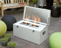 Malle On Fire Outdoor Mobile Fireplace