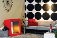 Retro Fireplace from Ecosmart Fire